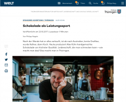Das ist Thüringen: Alex Kühn | Philipp Nagels